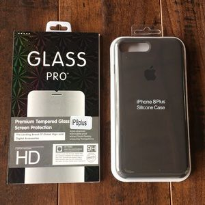 Accessories - Coca Color / Apple Silicone Case for iPhone 7+/8+